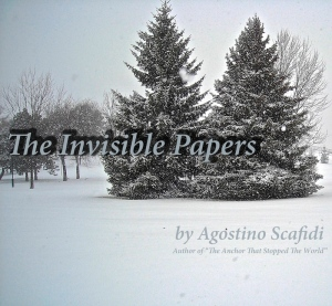 The Invisible Papers by Agostino Scafidi 800x741