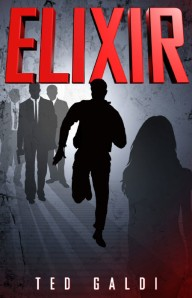 Elixir Cover - Ted Galdi